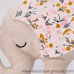 gnooss-boutique-Liberty Brod-Doudou-elephant-Liberty Rose et Moutarde-2-GN_235543761_new