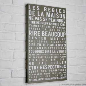 gnooss-boutique-Mome by Printline-Tableau-Regles maison-kaki-2-GN_624274532_new