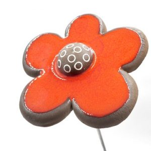 gnooss-boutique-Nathalie-Wetzel-Grande-Marguerite-Rouge orange-1-GN_875255752
