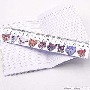 gnooss-boutique-collection et compagnie-Lot carnet drole de chats+marque page-2-GN_129944602_new
