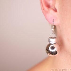 gnooss-boutique-les laisses pour coudre-boucles oreilles-mini boules de noel-argente3-GN_421653347_new