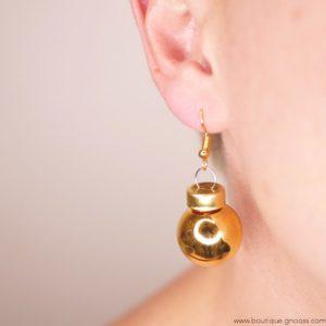 gnooss-boutique-les laisses pour coudre-boucles oreilles-mini boules de noel-dore3-GN_144563340_new