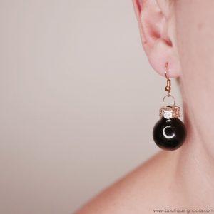 gnooss-boutique-les laisses pour coudre-boucles oreilles-mini boules de noel-noir3-GN_712313343_new