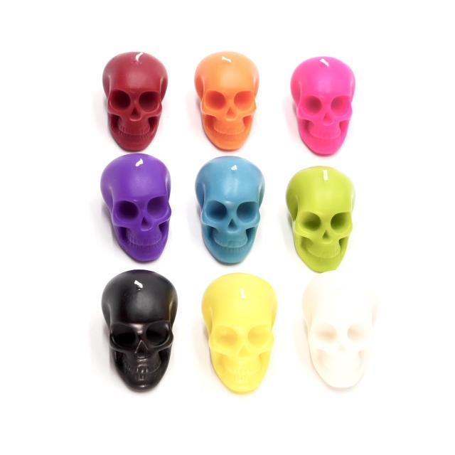 gnooss-boutique-La curieuse fabrique-Bougie-Skull
