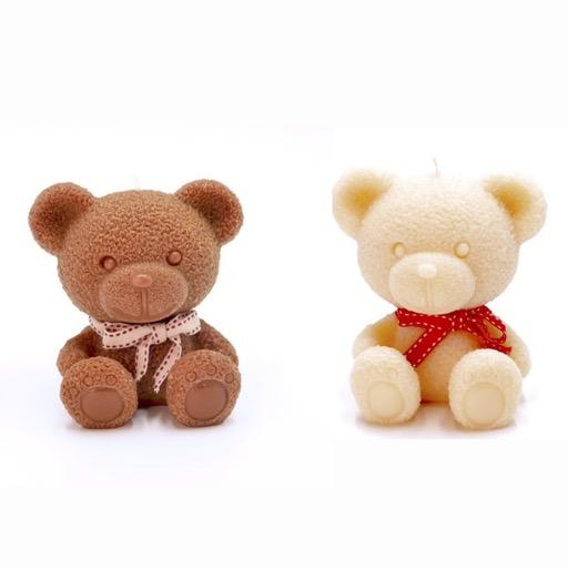 gnooss-boutique-La curieuse fabrique-Bougie-ourson